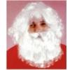 Economy Santa Wig & Beard Set